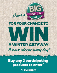 Competitions promotions woolworths big night in competition negle Choice Image