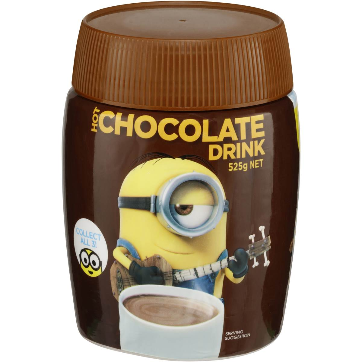 Minions Kids Hot Chocolate image