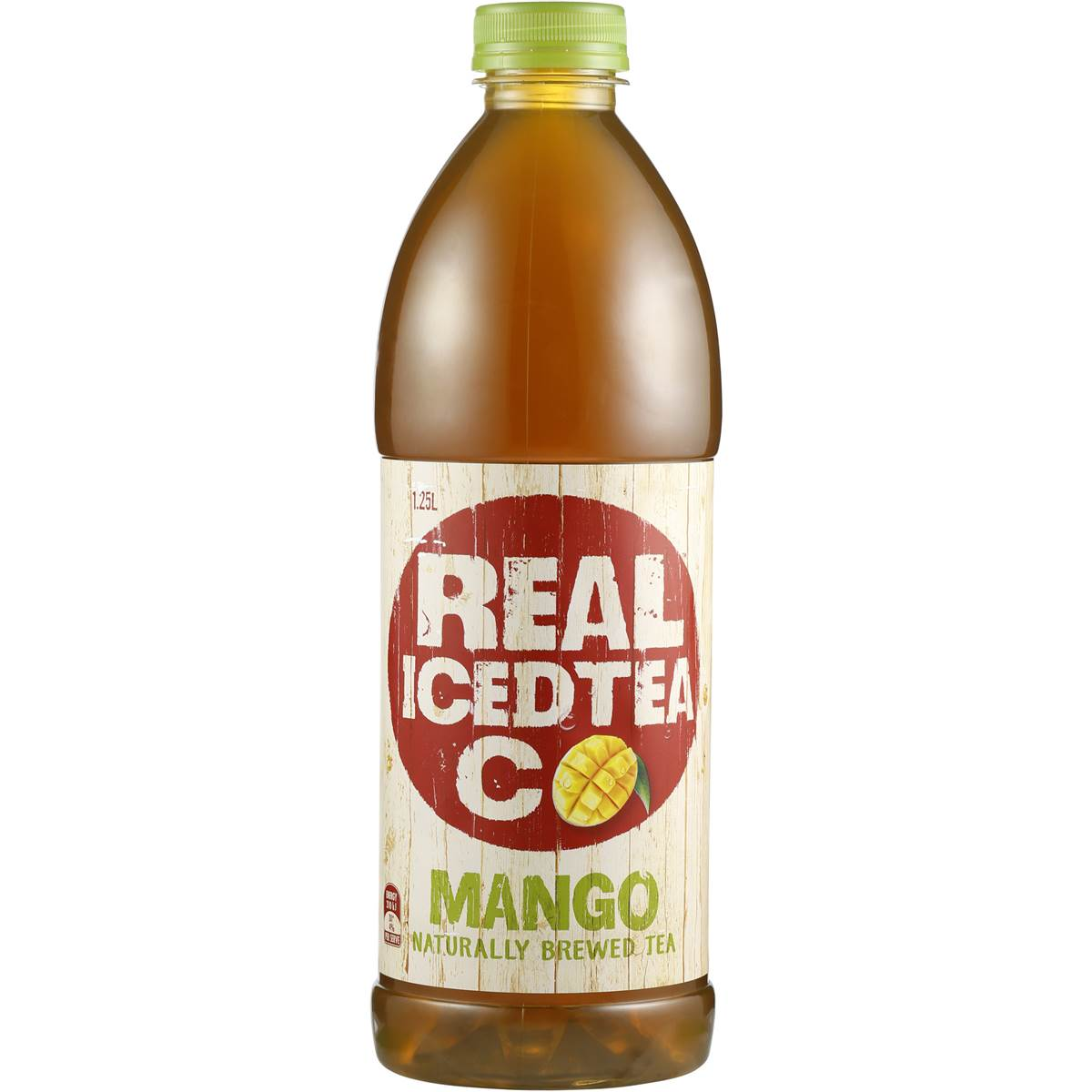 Real Iced Tea Mango   Woolworths